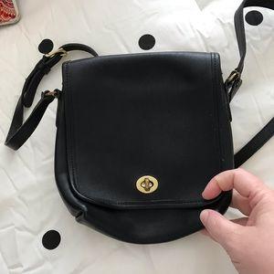 Coach black legacy leather No. K8C 9076